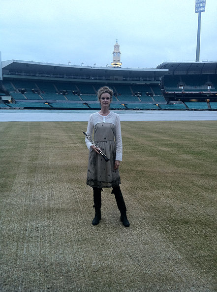 boxing day test, cecilia white